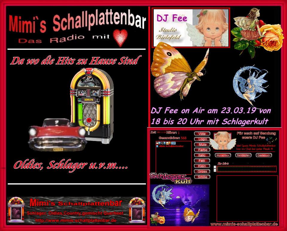 Flyer_DJ_Fee_Sophie_230319_Schlagerkult