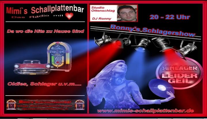 Ronnys_Schlagershow_Flyer_040319