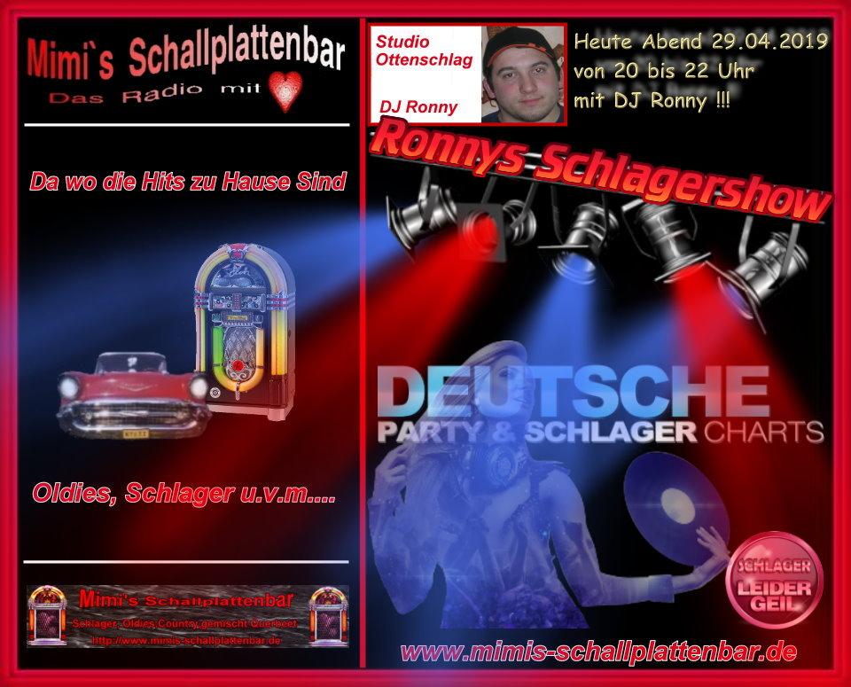 Flyer_Ronnys_Schlagershow_270419